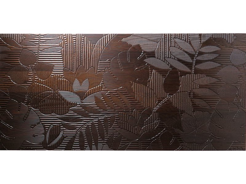 MiniTex 3d reliëf panelen Floral long panel