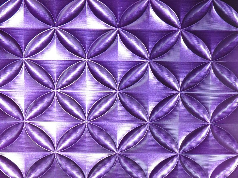 Xtreme Carved Panels SXC-F005 purple